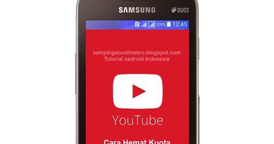 http://bit.ly/1TDh63D   Cara menghemat Kuota Ketika menonton streaming Video di Youtube #tipsandtricks