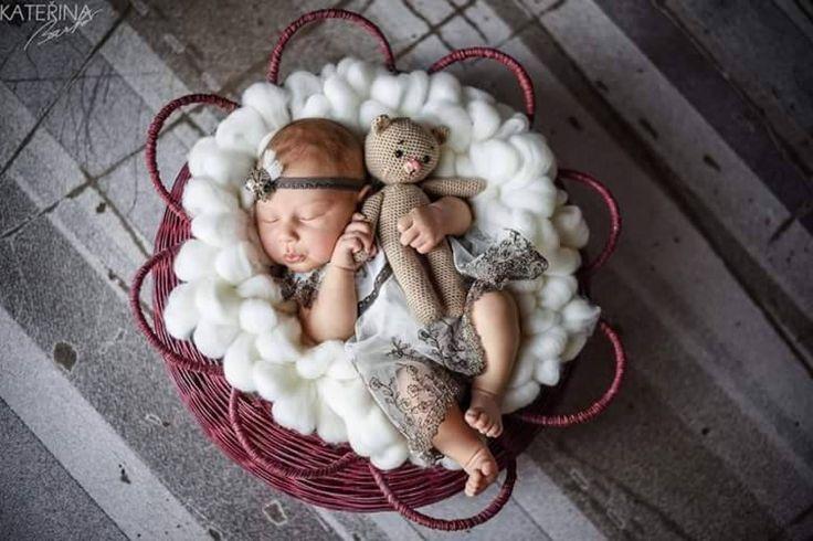 ❀ Cena: 820 CZK + 180 CZK doprava ❀ Baby košík na focení miminek ke koupi na www.vavavu.cz