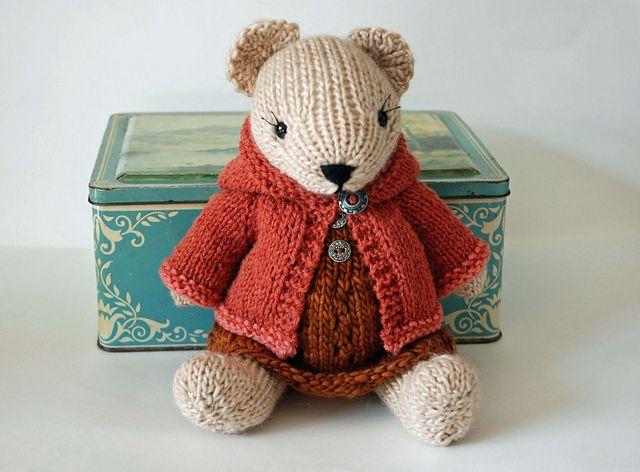 yarngirl69's | Rosie the Bear