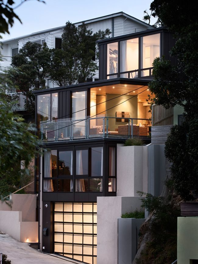 #architecture : Hataitai Home / John Mills Architects