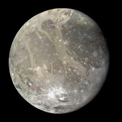 Ganymede Moon Facts