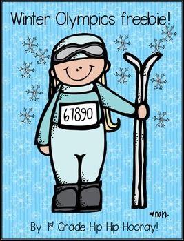 Olympic Winter Games Freebie