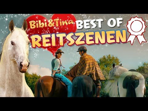 Bibi & Tina - die schönsten FREUNDSCHAFTSSZENEN aus den Kinofilmen - YouTube