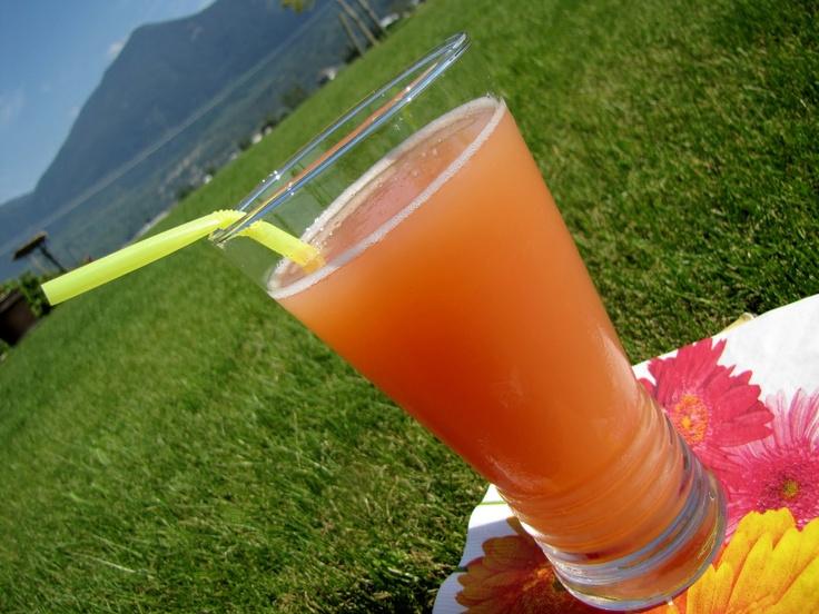 Rhubarb Slush | Drinks | Pinterest