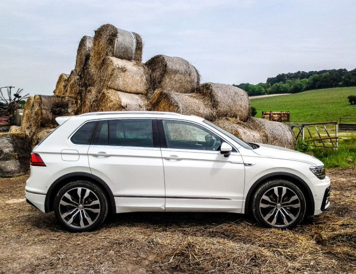 Volkswagen Tiguan (2016) First Drive - Cars.co.za