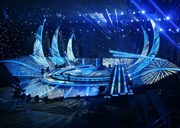 Image result for eurovision awards stage