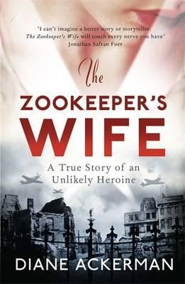 The Zookeeper's Wife - Diane Ackerman - a book released as a film in 2017. A very touching portrait of a woman in intensely difficult times. Interesting for many reasons, not least the spotlight on Nazi philosophy regarding animals. Well written, suspenseful in the final third. 4 stars.