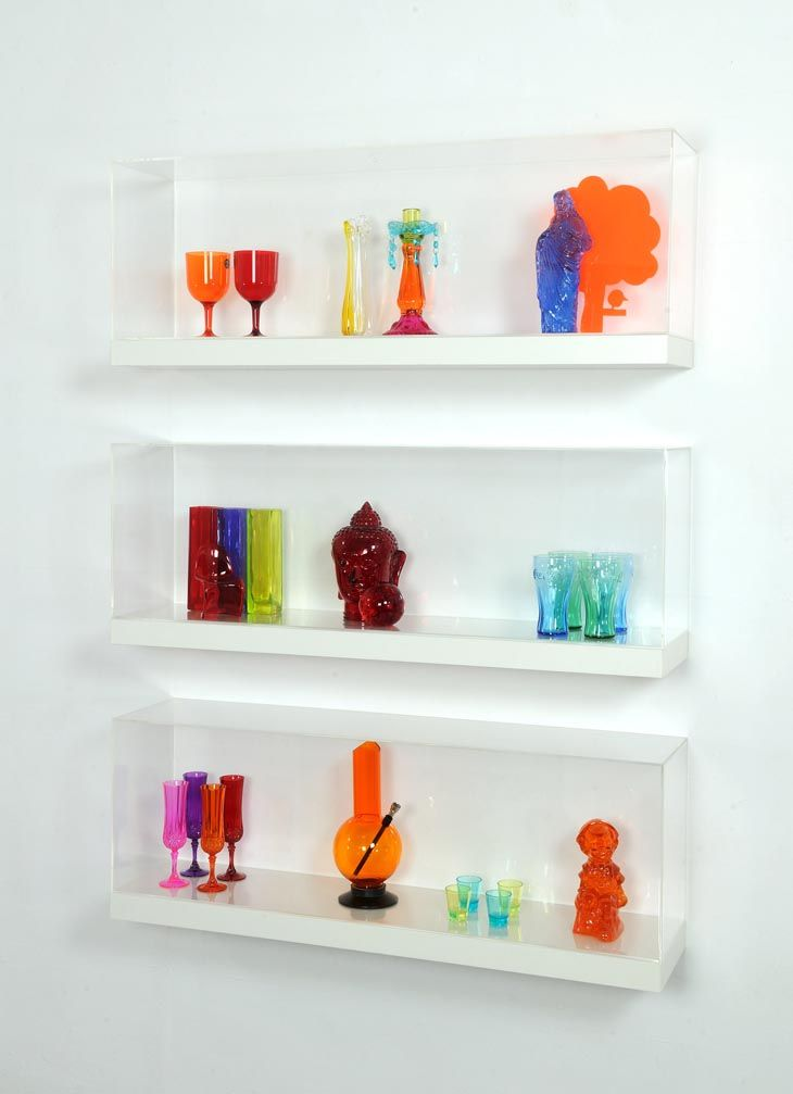 Matthew Darbyshire Untitled: Shelves No.5 (and 3 details)