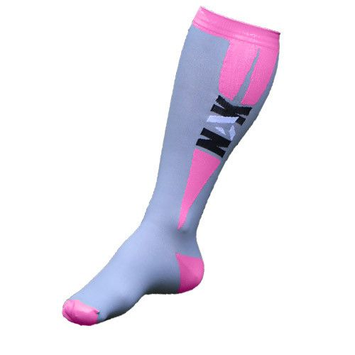 NAK Fitness Graduated Compression Socks (Men and Women 1 pair)