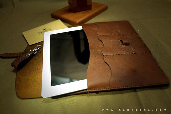 Ipad Leathercase