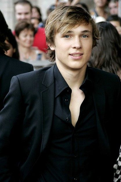 William Moseley also known as Peter Pevensie