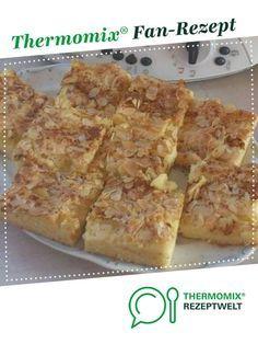 Oma Buss Apfelkuchen vom Blatt Thermimaus. Ein Thermomix ® Rezept aus dem K …   – Kuchen