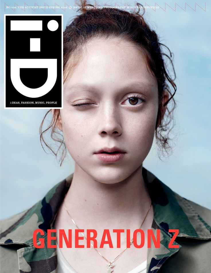 The Activist issue is out now! Natalie Westling shot by Willy Vanderperre and Fashion Director Alastair McKimm.