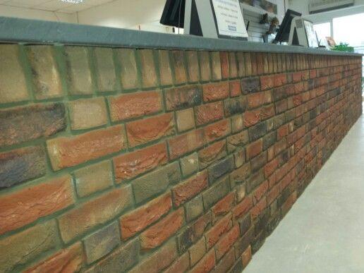 Brick counter at sydenham's