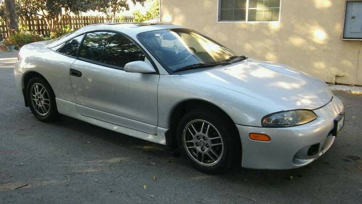 Mitsubishi Eclipse gs / 2000