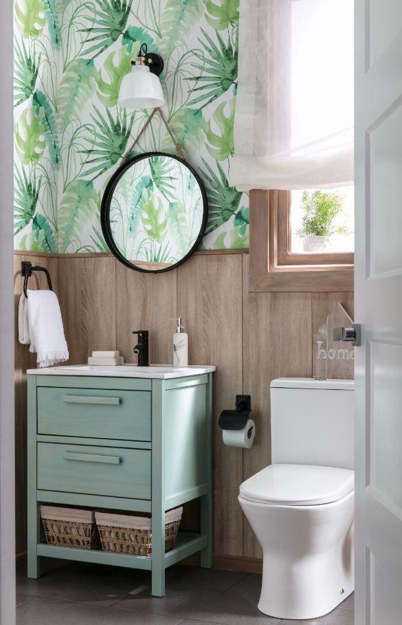 Las 25+ mejores ideas sobre Baños verdes en Pinterest ...