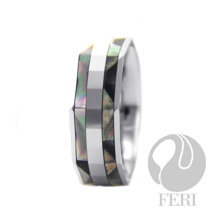 FERI Dream Plangsten Ring from GWT Galleries, FERI Designer Lines,