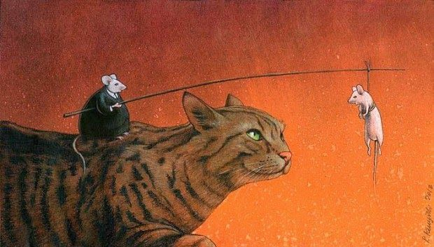 These 29 Clever Drawings Will Make You Question Everything Wrong With The World