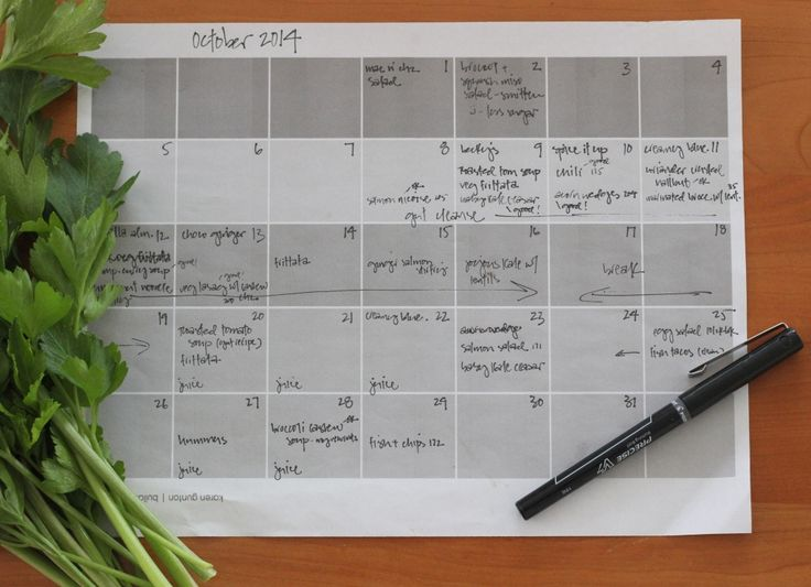 Take the guesswork out of meal planning with this easy tip for trying new recipes and then remembering which ones you liked!