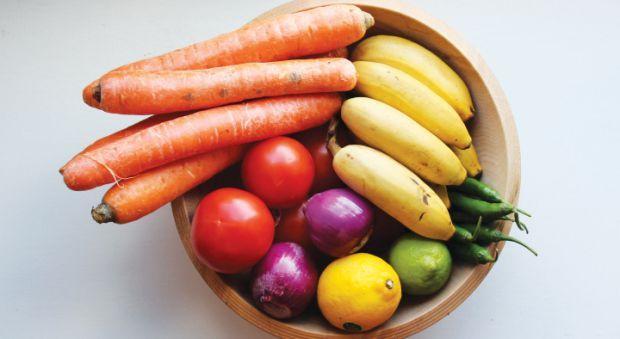 Campus food hacks for vegetarians