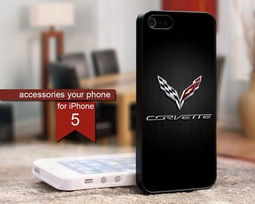 c7 corvette logo - For iPhone 5 Case | merchandiseshop - Accessories on ArtFire