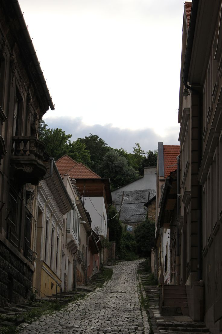 Alley in Budapest, Hungary...been!