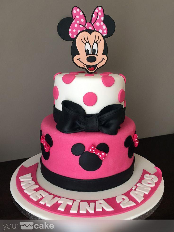 Your Cake. Tarta Minnie
