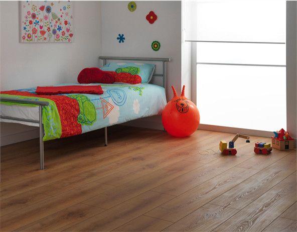 8mm Wide Plank Cherry Laminate Flooring | Cherry Wood Floor