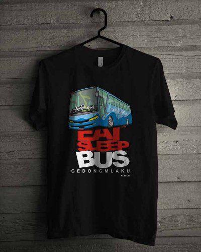 Kaos Bus Community - Bikin Kaos Satuan