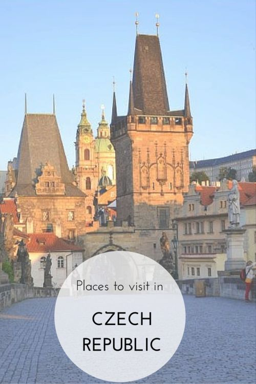 Czech Republic is so much more than Prague! What are some cool places to visit there? Click on the picture or visit www.mywanderlust.pl to find out more!