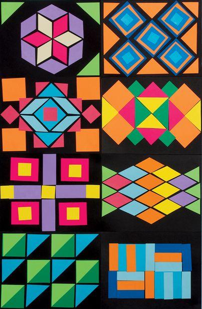 Craft: Geometric Quilts