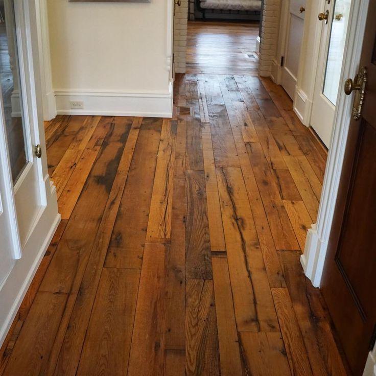 9 best our reclaimed hardwood flooring images on pinterest for Old barn wood floors
