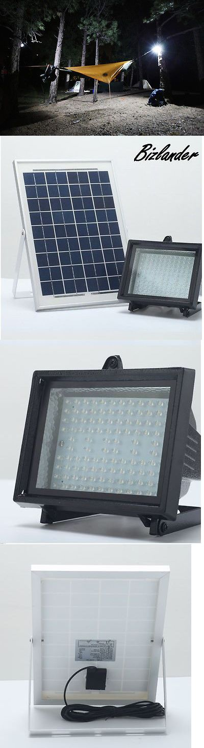 Other Camping Lighting 159092: 108Led Solar Powered Outdoor Garden Spot Flood Light Lawn And Pathway Lamp BUY IT NOW ONLY: $119.0