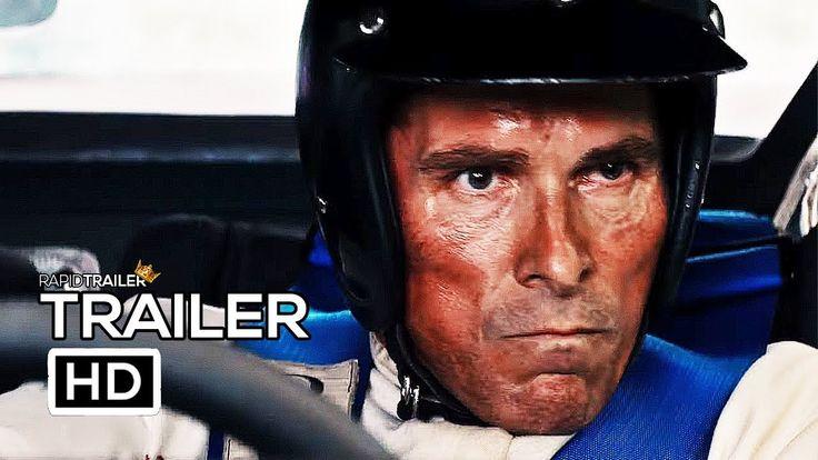 Ford V Ferrari Official Trailer 2019 Christian Bale Matt Damon