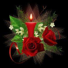 piros rózsás gyertya 1.gi