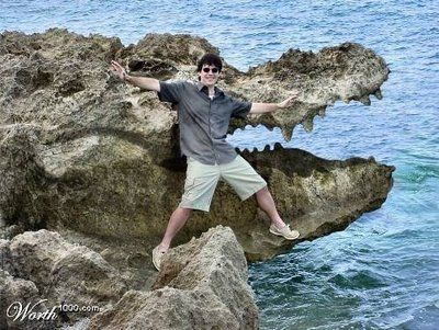It's a Croc rock
