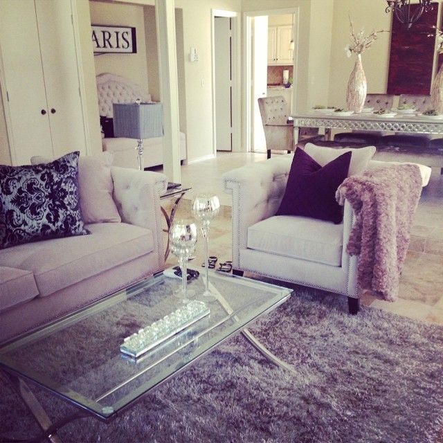 Brittanyblomfields Living Dining Room Is Simply Stunning Features Our Charleston Sofa And Chair