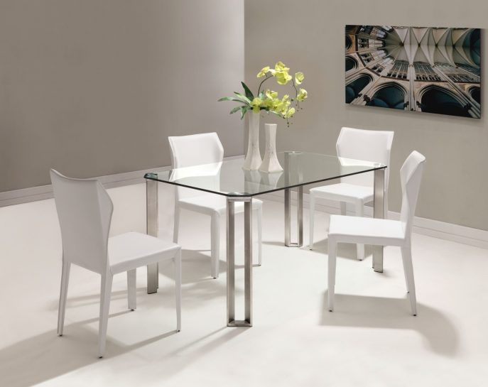 Dining Table Small Gl