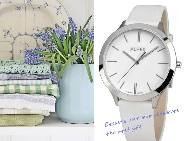 Don't forget to make you mum happy on Mother's Day... #alfex #design #watch #swissmade