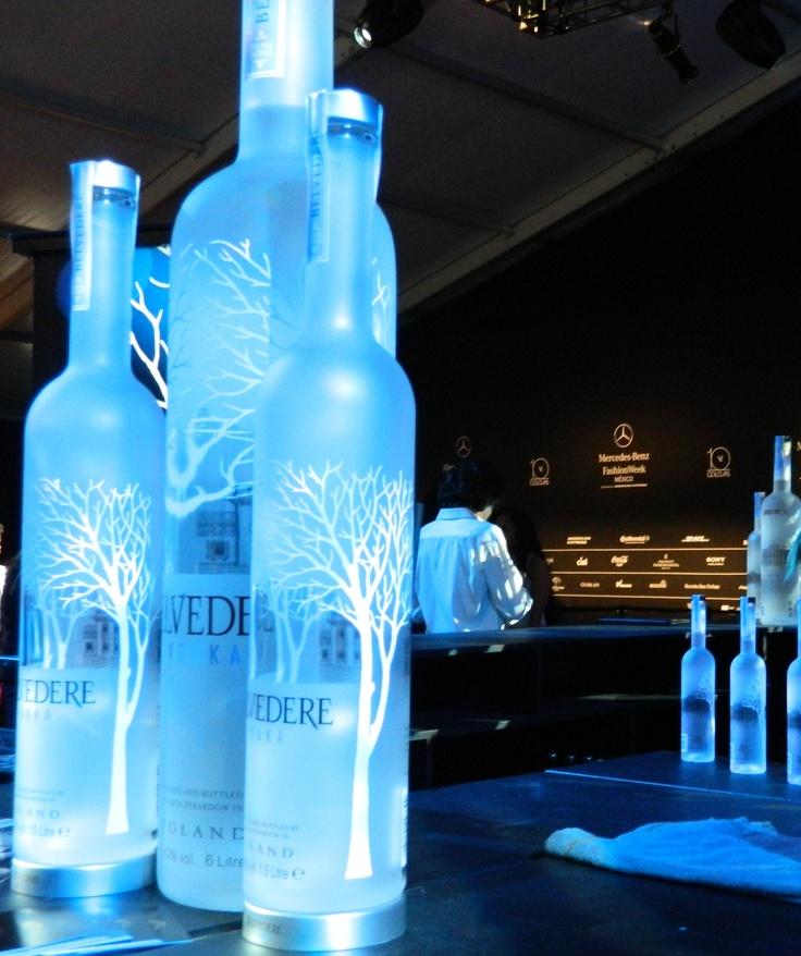 Belvedere Vodka patrocinador