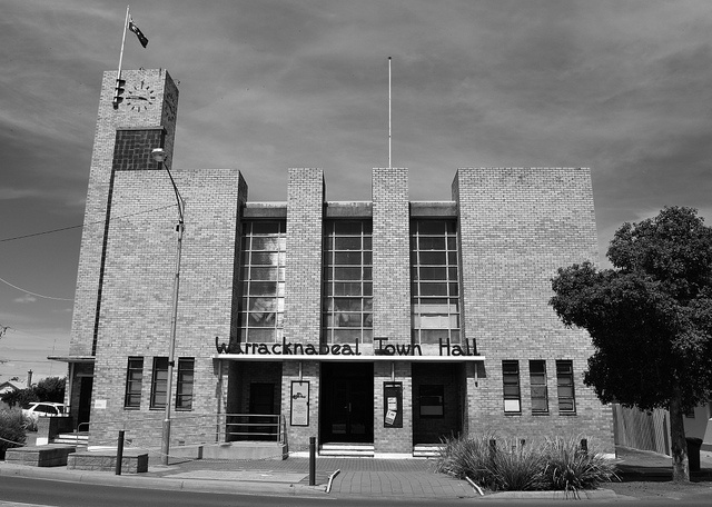 Warracknabeal Town Hall