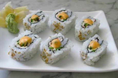 Pregnancy Safe Sushi Recipe!