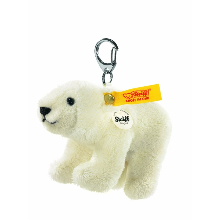 Steiff make such lovely soft toys. Personally I think the keyrings are my favourites though.