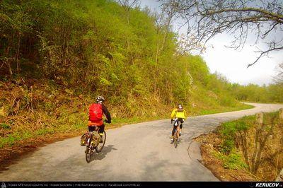Traseu cu bicicleta MTB XC Ruse - Shtraklevo - Nisovo - Cherven - Bozhichen - Basarbovo . MTB XC Cycling Tour Rousse - Shtraklevo - Nisovo -...