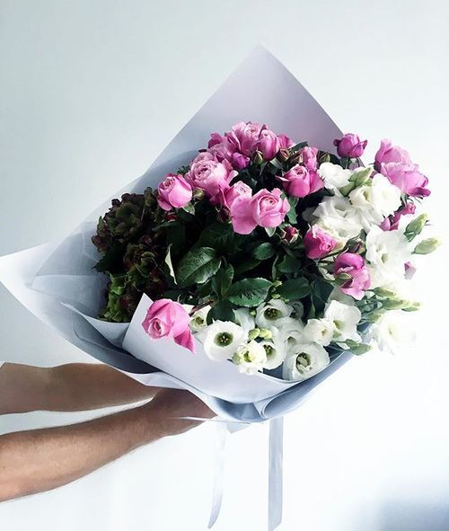 MyFlowerMan arrangements | Roses | Hydrangea | Lisianthks | Sydney | Florist | www.myflowerman.com.au