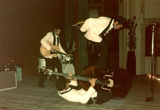 The Tielman Brothers INDOROCK