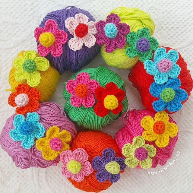 Crochet Daisys