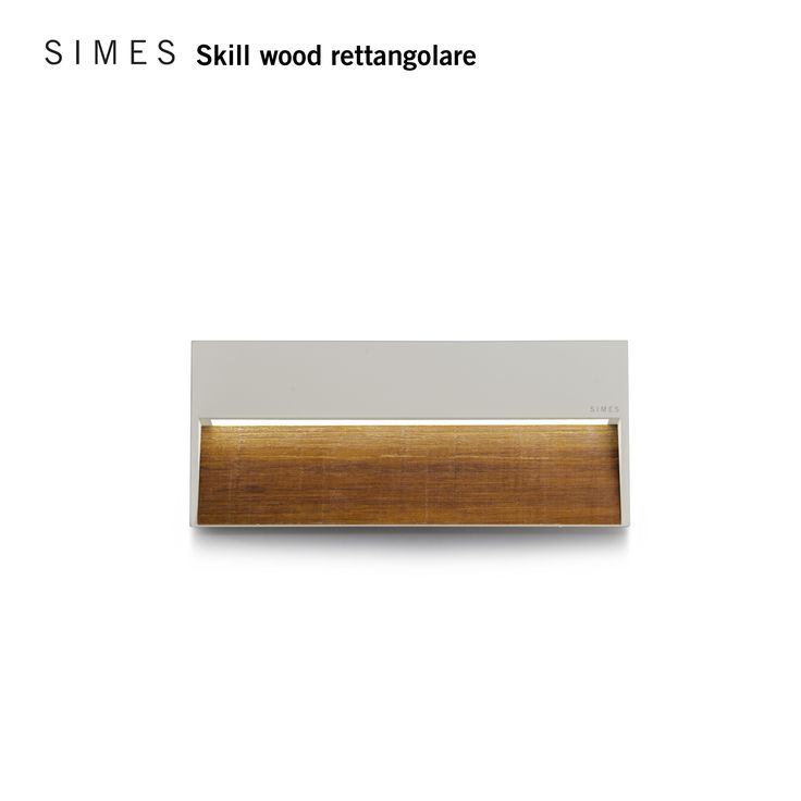 ウォール - シーリングライト SKILL WOOD by SIMES デザイン: Matteo Thun