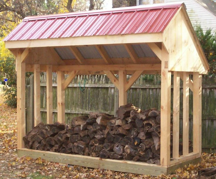 Free Firewood Storage Shed Plans Design Ideas With Mean