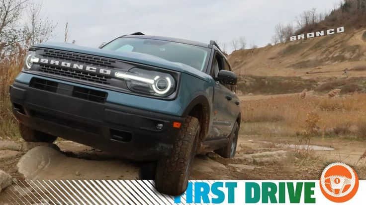 2021 Ford Bronco Sport First Drive (Jalopnik
